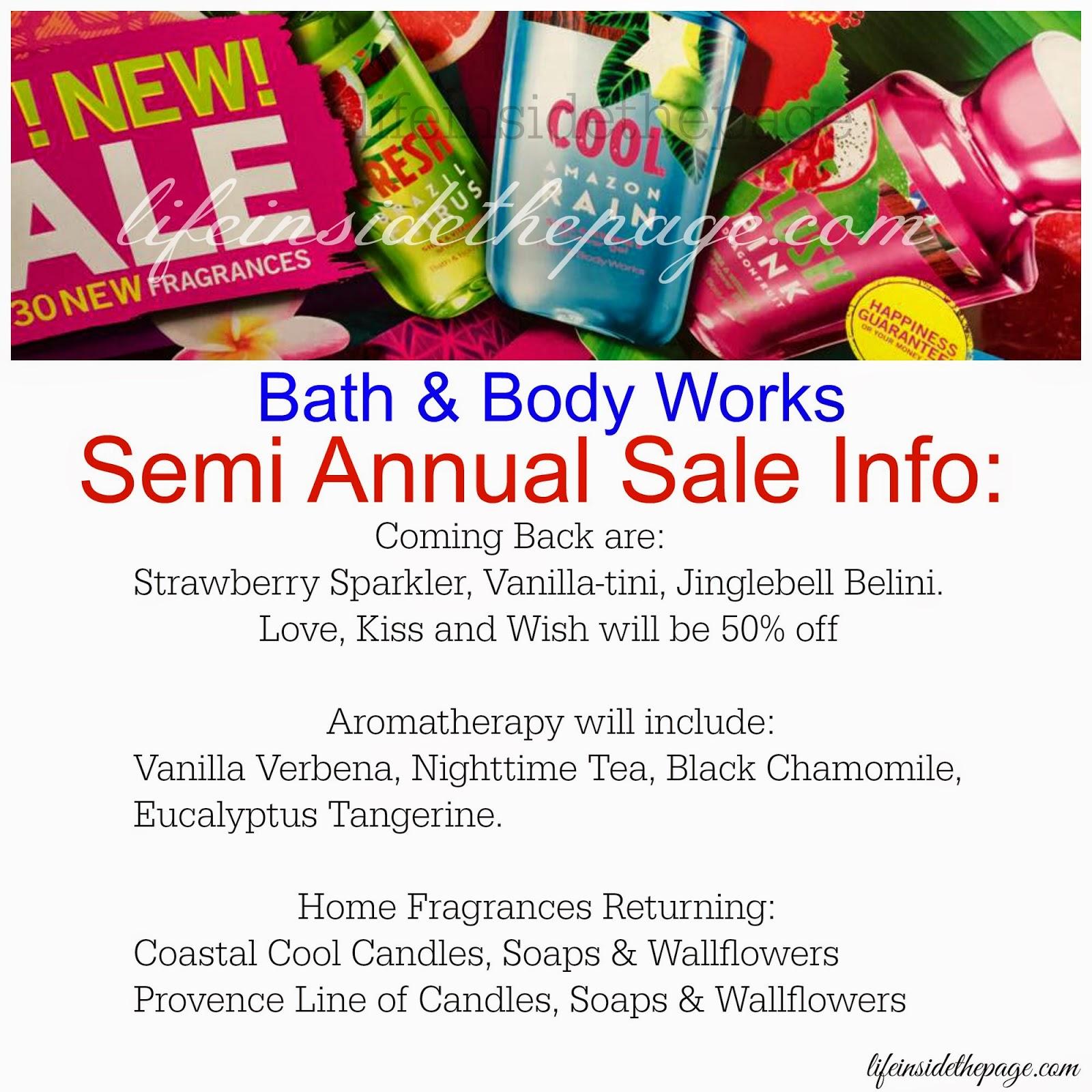 Bath And Body Works Wiki
