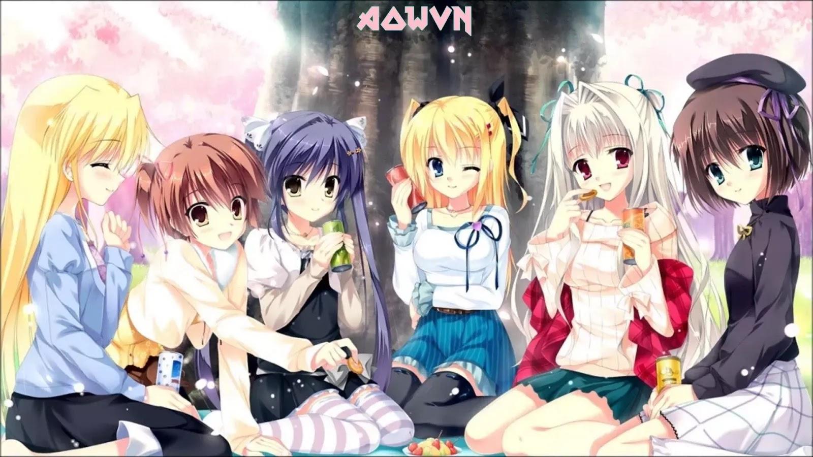 AowVN%2B%25284%2529 - [ Anime 3gp Mp4 ] Da Capo SS1 + SS2 + SS3 + OVA + Special | Vietsub Harem Tình yêu Huyền thoại