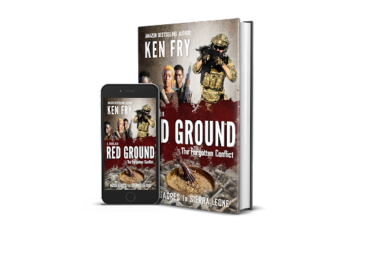 An Excerpt from RED GROUND: The Forgotten Conflict