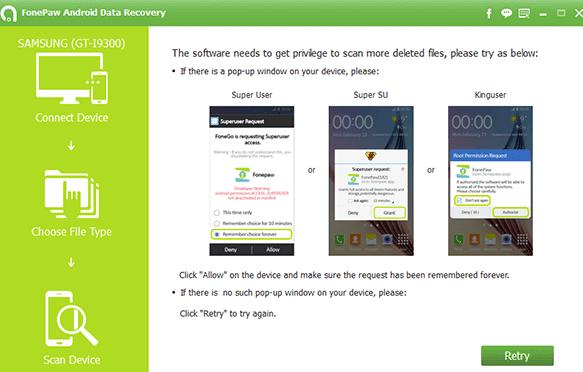 Cara Mengembalikan Poto Yang Hilang dari Android Anda 4