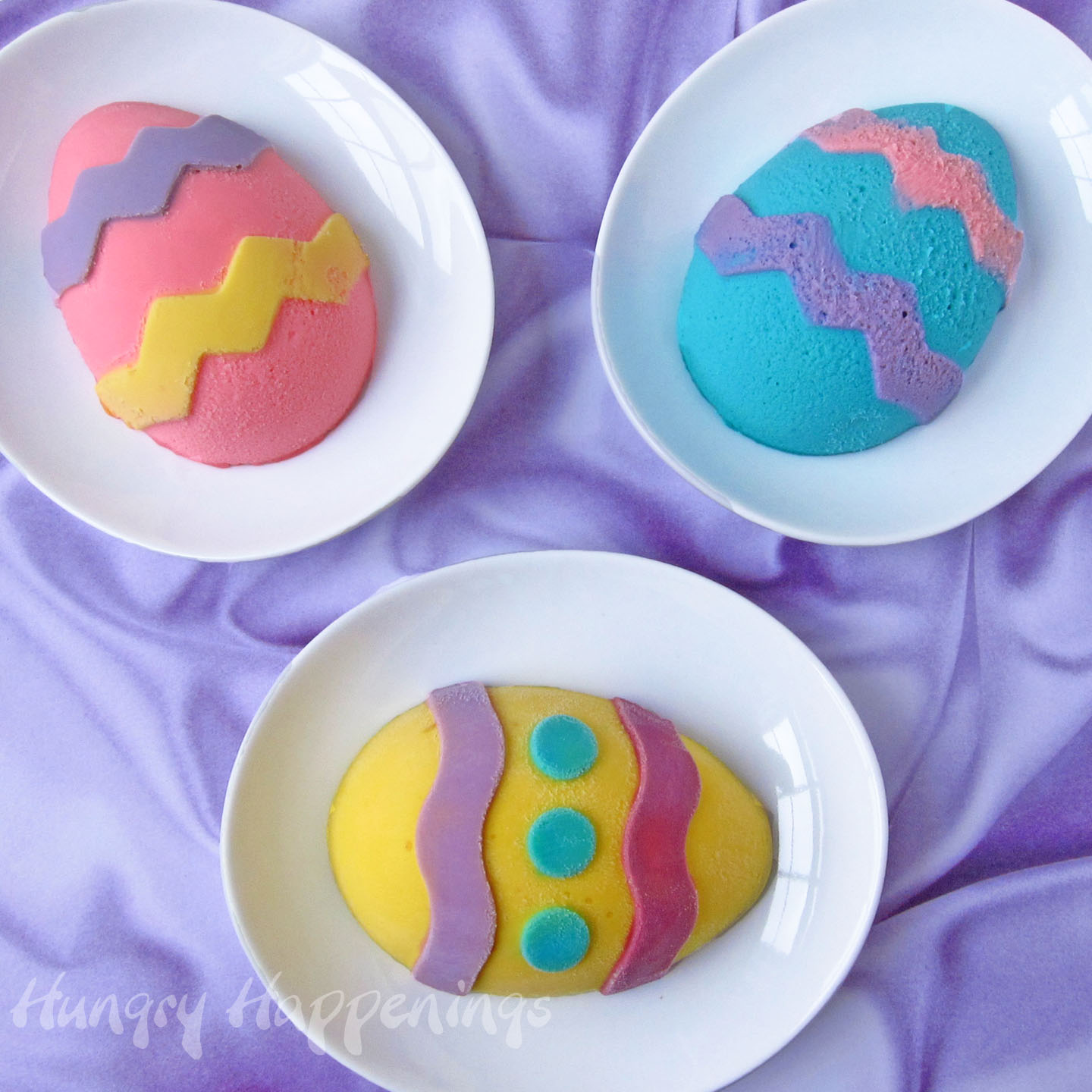 How To Paint Cheesecake Easter Eggs Hungry Happenings