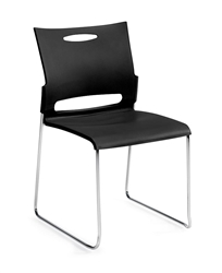 stackable reception chair