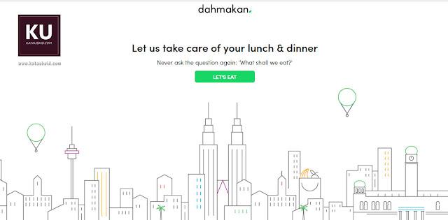 TEMPAH MAKANAN DENGAN DAHMAKAN.com !