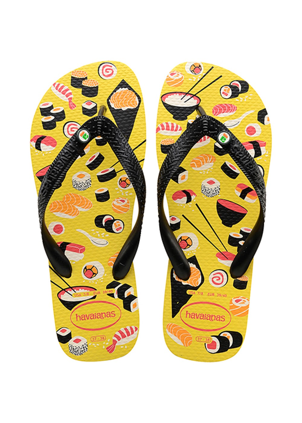 c7fa5823ffe5 Bask in that summer feeling with the new Havaianas Flip-flops ...