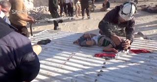 Badan Intelijen Perancis: Syiah Assad Perintahkan Serangan Kimia Khan Sheikhoun