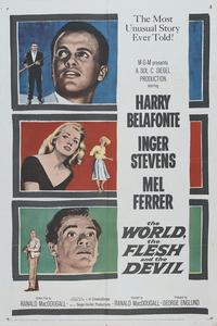 Watch The World, the Flesh and the Devil Online Free in HD