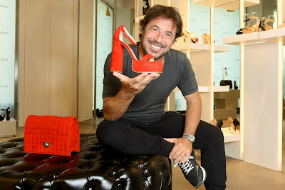 Sarkany, Futbol Club Barcelona, Messi, Luis Suárez, calzado, inauguración, shoeporn, Antonella Roccuzzo, Sofia Balbi, fashion, moda mujer,