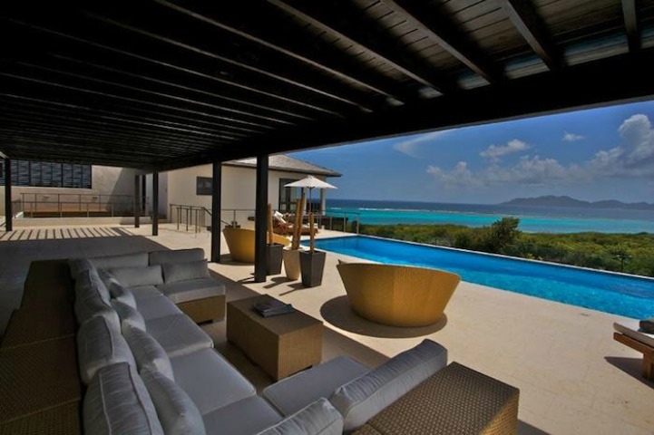 Anguilla ocean villa
