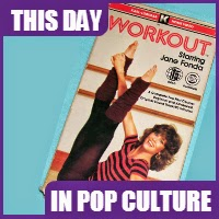 "Jane Fonda's first ""Workout"" was released on April 24, 1982."