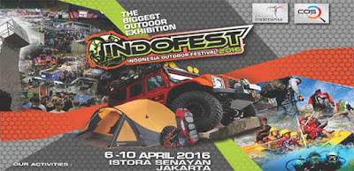 outdoor festival indonesia
