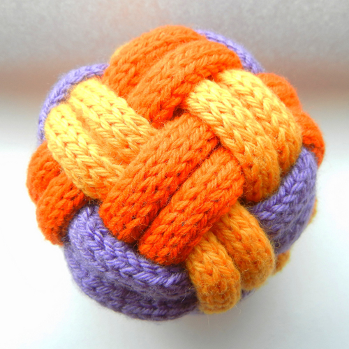Braided Ball - Free Pattern