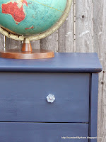 Clear Glass Cabinet Knobs