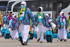 Jamaah Haji Lampung Barat, Termuda 27 Tahun-Tertua 89 Tahun