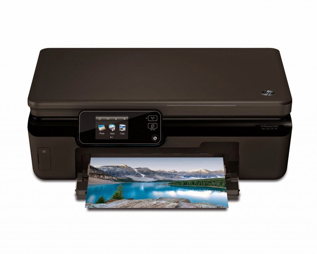 hp 5520 software and drivers