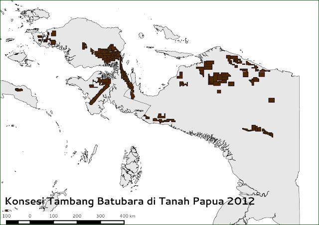 India Berminat Gali Cadangan Batubara di Papua