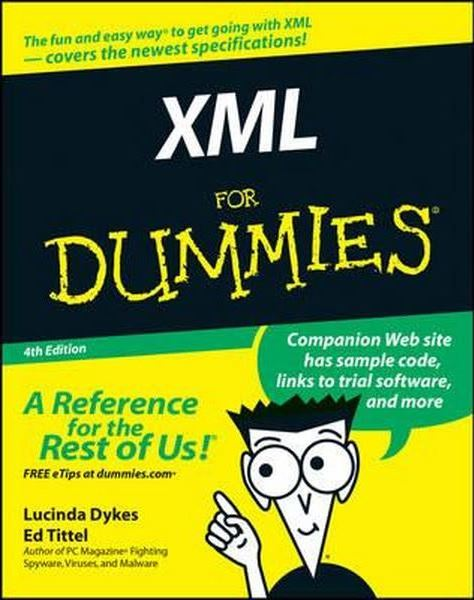 XML For Dummies, 4th Edition