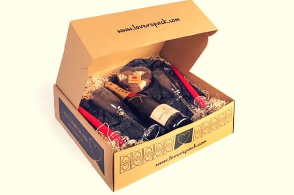 cajas personalizadas con logo de empresa