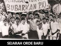 Sejarah Orde Baru (1967-1998) : Pengertian, Latar Belakang, Tujuan