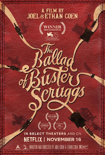 The Ballad of Buster Scruggs (Web-DL 720p Dual Latino / Ingles) (2018)