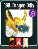 Dragón Odin en el libro de dragones