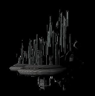 sci fi fantasy building by mysticmorning d5y9nwu Tutorial Surreal Manipulasi dengan Photoshop