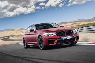 Η νέα BMW M5