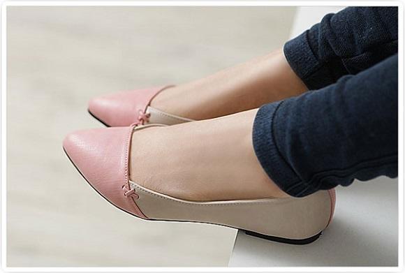 Những mẫu giày nữ phù hợp sử dụng trong mùa hè