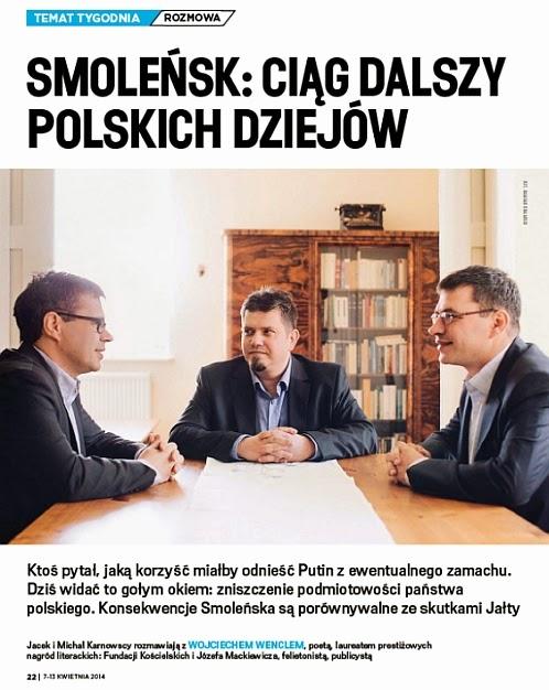 Wojciech Wencel Rocznicowe Wsieci