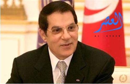 تونس: بن علي في حالة صحية حرجة و يوصي بدفنه في العربية السعودية