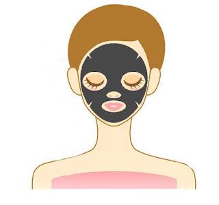 Masker wajah untuk mencerahkan