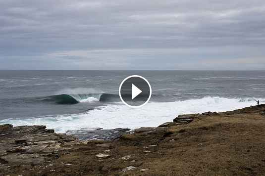 Hunting for Scottish Slabs with Pete Devries and Noah Cohen SURFER On Location