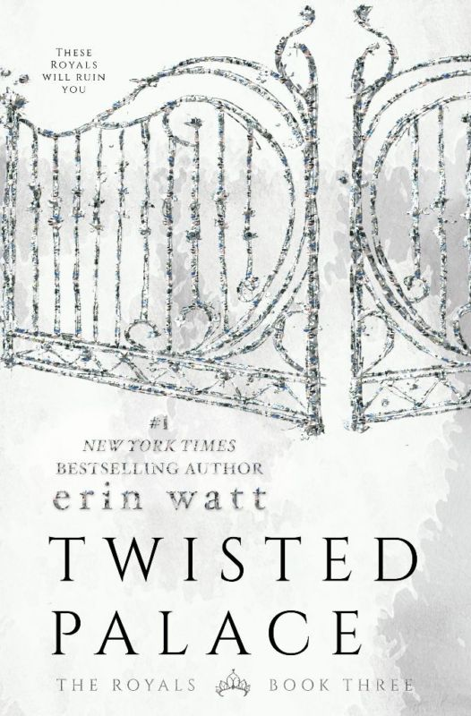 twisted palace erin watt book cover