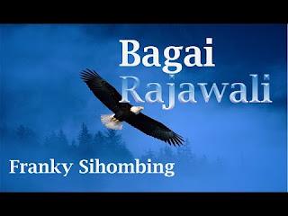Chord Lagu Rohani : BAGAI RAJAWALI - Franky Sihombing