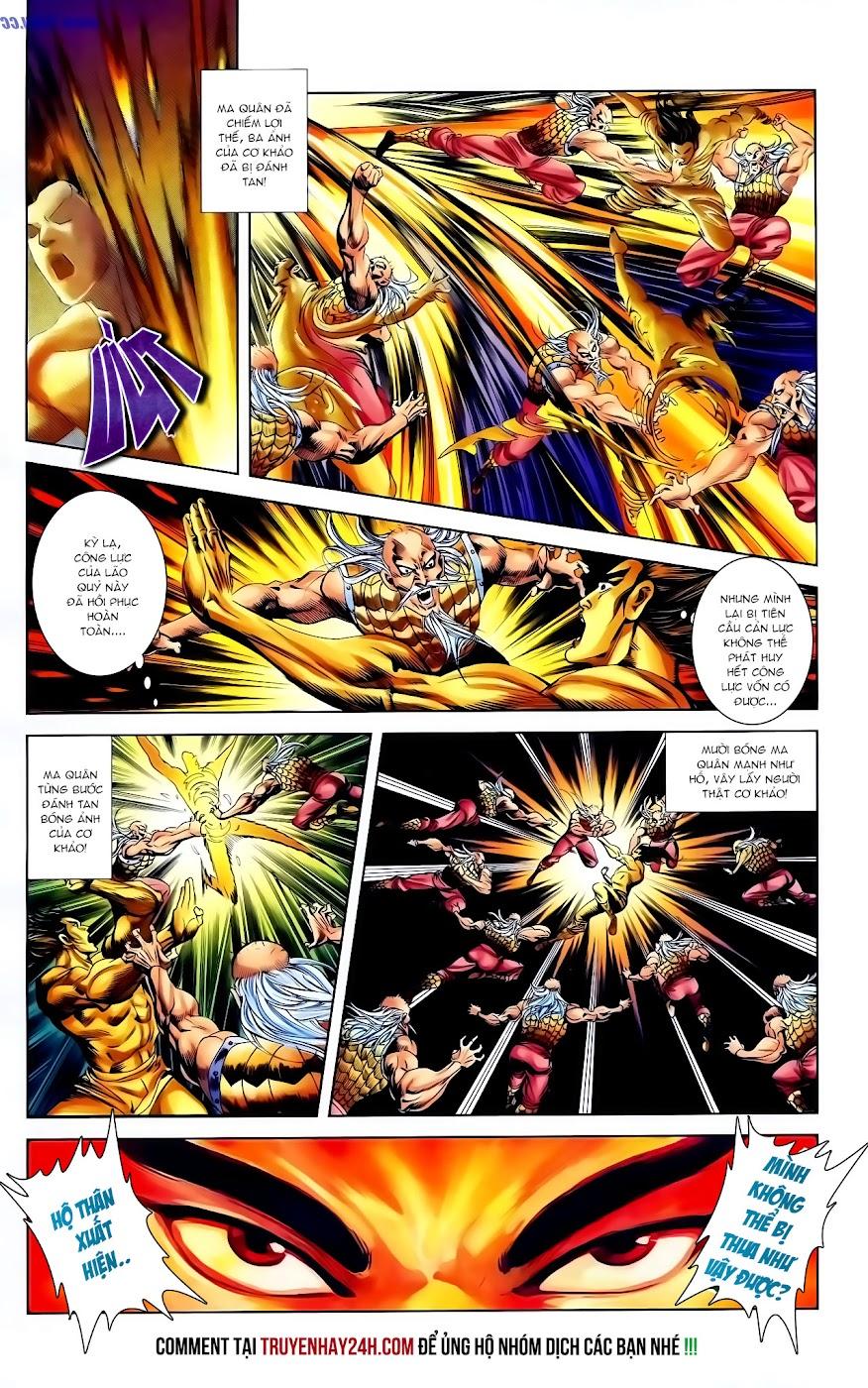 Cơ Phát Khai Chu Bản chapter 116 trang 29