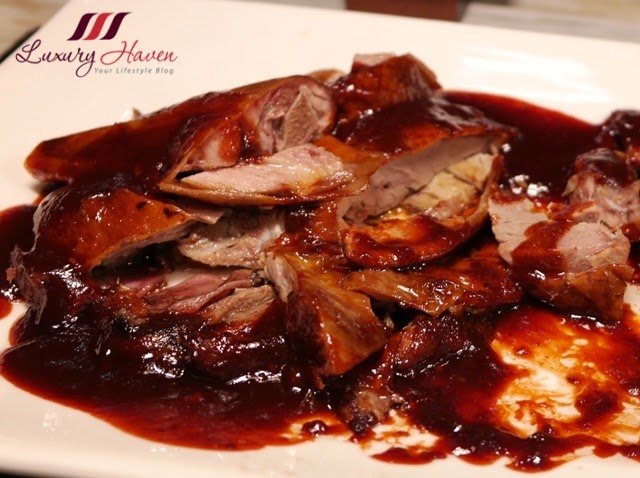 doubletree johor bahru makan kitchen roast duck review