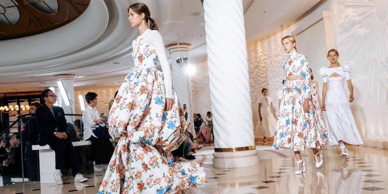 Summer 2018 dress styles