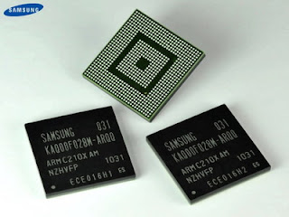 Samsung Orion 1 GHz 45 nm dual core ARM Cortex A9 announced