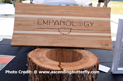 Empanaology, Enid Haupt Conservatory, The New York Botanical Gardens, Food, Foodie