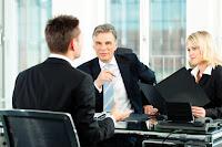 Entrevista trabajo en proceso selección