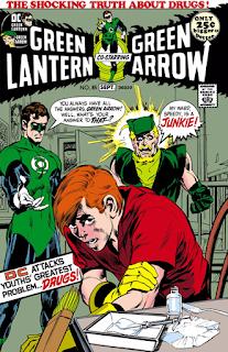 Green Lantern/Green Arrow #85 Cover
