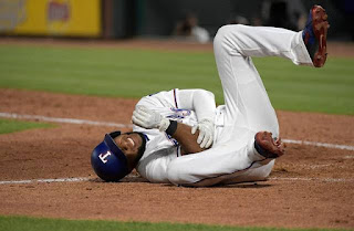 Elvis Andrus Fantasy Baseball Injury