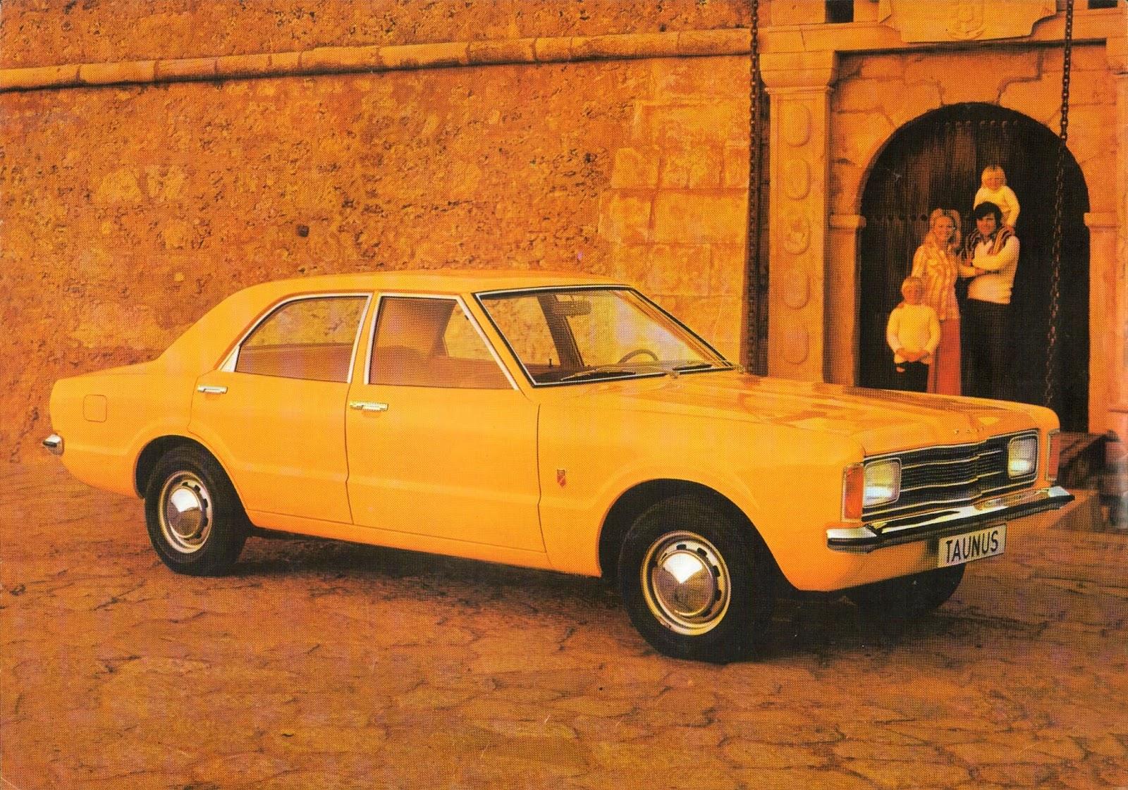 garage 75 ford taunus 39 74