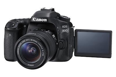 Canon 80D, new Canon DSLR, Canon vs Nikon,