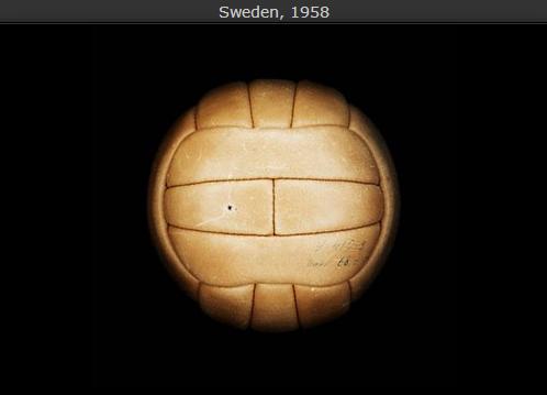 Avolusi Bola!!!! Bola Sepak Piala Dunia Dari Tahun 1934..