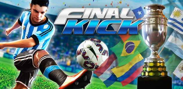 Final kick Online football Mod APK Terbaru