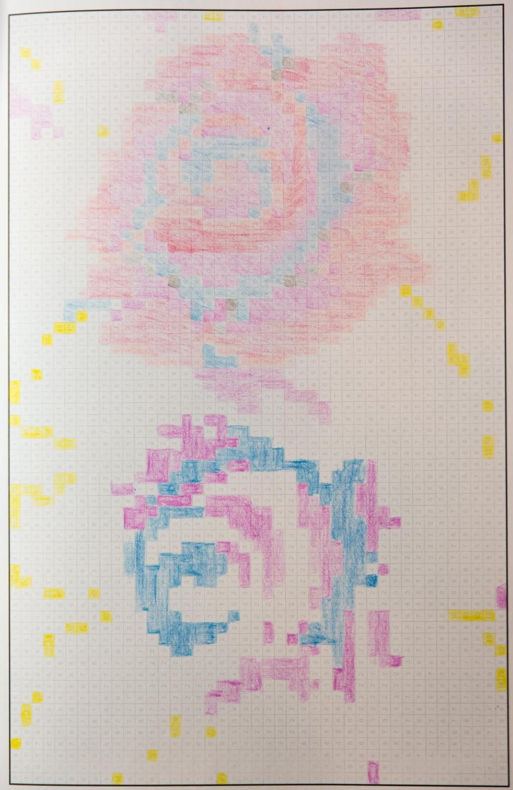 Kleurplaten Volwassenen Op Nummer.Mijn Bevindingen Met Kleuren Op Nummer Extreme Kleurpuzzels Voor