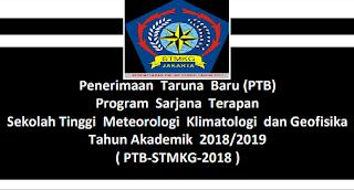 gambar daftar calon taruna stmg 2018 2019