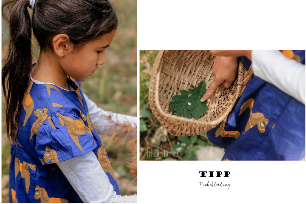 Sustainable kids fashion