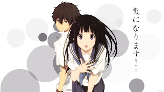 Hyouka – Episódio 21 – Incidente De Chocolate Caseiro