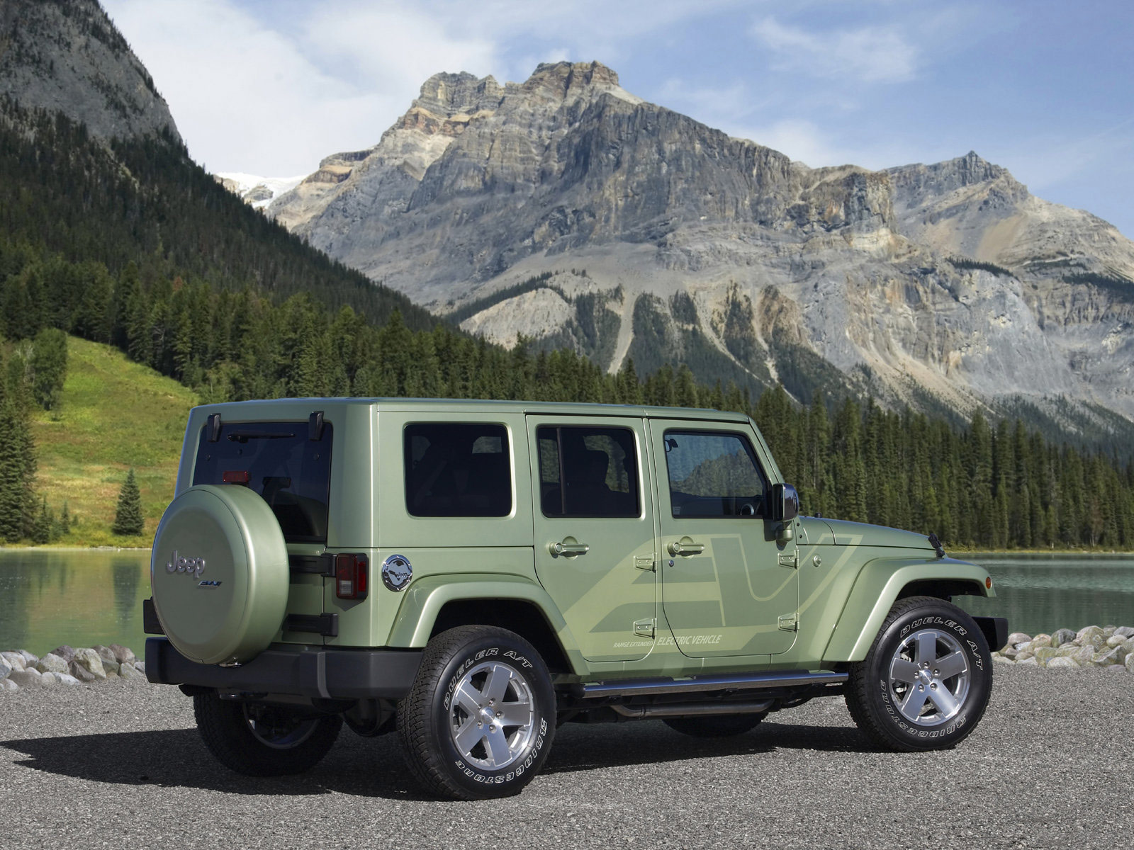 Discovery Auto Insurance >> download gambar mobil JEEP Wrangler Unlimited EV